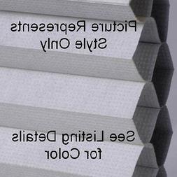 "Cellular Window Shades 39-5/8"" x 59-7/8"", ROOM DARKENING, La"