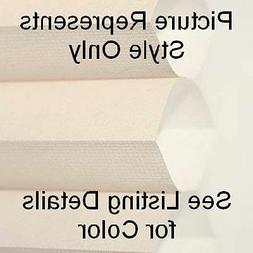 """Cellular Window Shades 27-7/8"""" x 34-1/8"""", TOP DOWN/BOTTOM UP"""