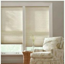 """HDC Light Filter Cordless Cellular Shade 22.5"""" x 48"""" Parchme"""