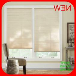 "Home Decorators 9/16"" Cordless Cellular Shade Sahara Size 44"
