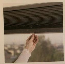 Lot 4 Ikea HOPPVALS Cellular Shade Cordless Window Blind Gra