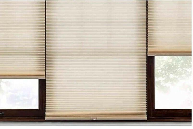 """Real Cordless Down Up Cellular Shade 35"""" 72"""" L"""