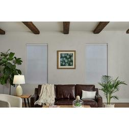 PRE CUT Home Decorators Blackout Polyester Cellular Shade -W