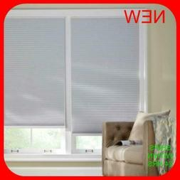 """HDC Shadow White Cordless Cellular Shade - 36""""x72""""in R26"""