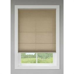Levolor Toffee Brown Light Filtering Window Cordless Cellula