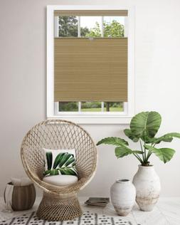 Top Down-Bottom Up Cordless Honeycomb Cellular Shade 30x64 W